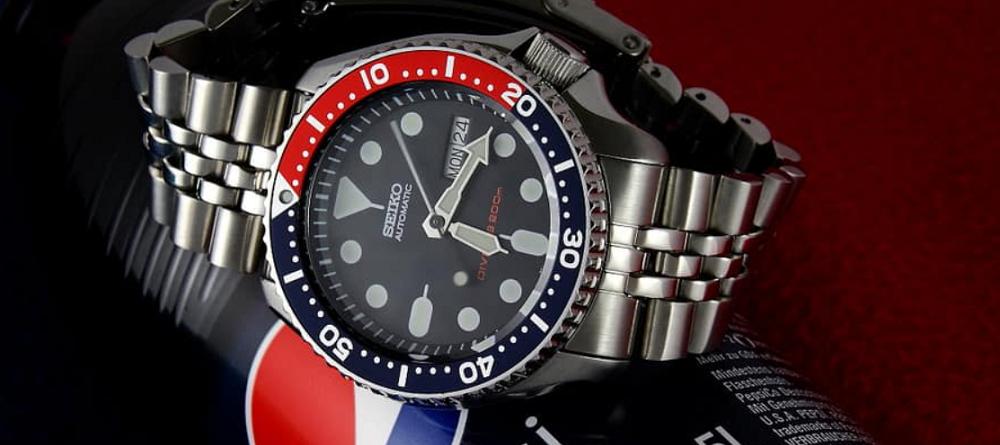 5 Chiếc đồng hồ lặn Seiko Pepsi tốt nhất