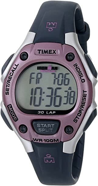 Đồng hồ thông minh Timex Ironman 30-Lap Digital dành cho nữ