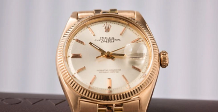 Rolex Và Martin Luther King