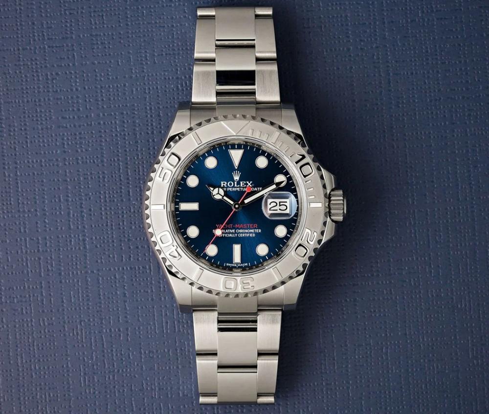 Size đồng hồ Rolex Yacht-Master
