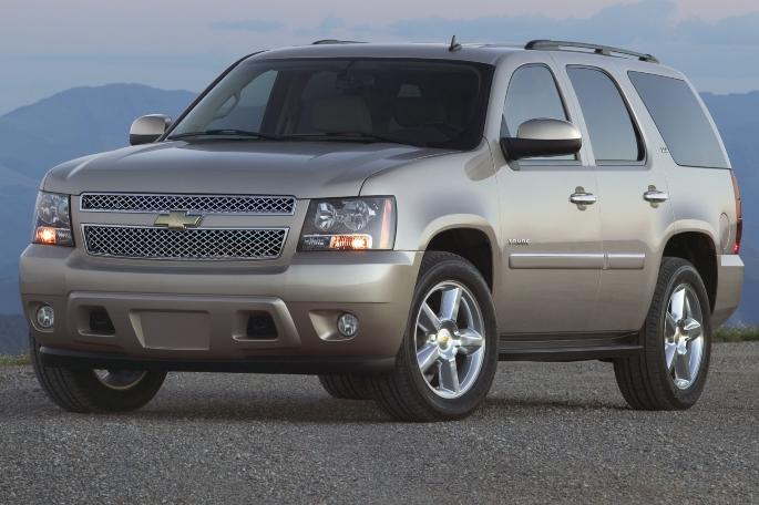 Chevrolet Tahoe hoặc Suburban 2010 - 2014