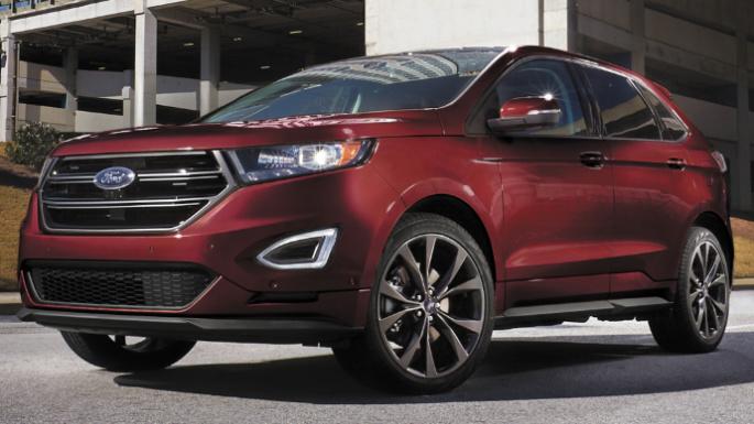 Ford Edge 2016 - 2017