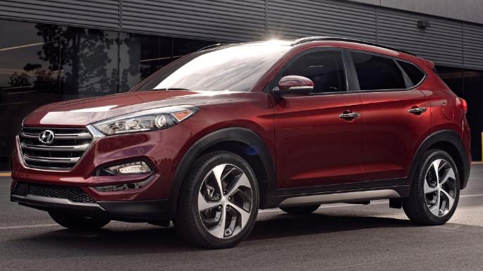Hyundai Tucson 2016 - 2019