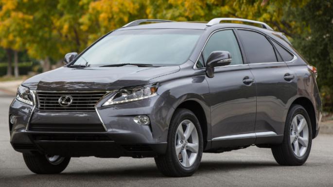 Lexus RX 2013 - 2015