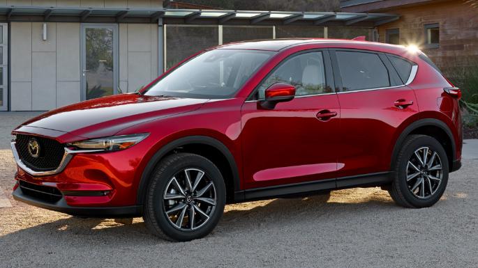 Mazda CX-5 2017 - 2018