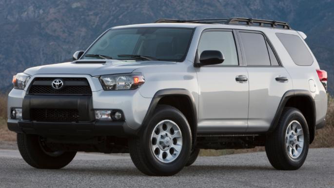 Toyota 4Runner 2009 - 2014