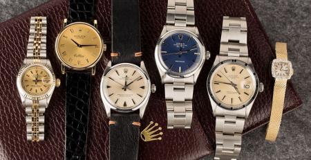 6 Chiếc đồng hồ Rolex cổ điển có giá cả phải chăng nhất
