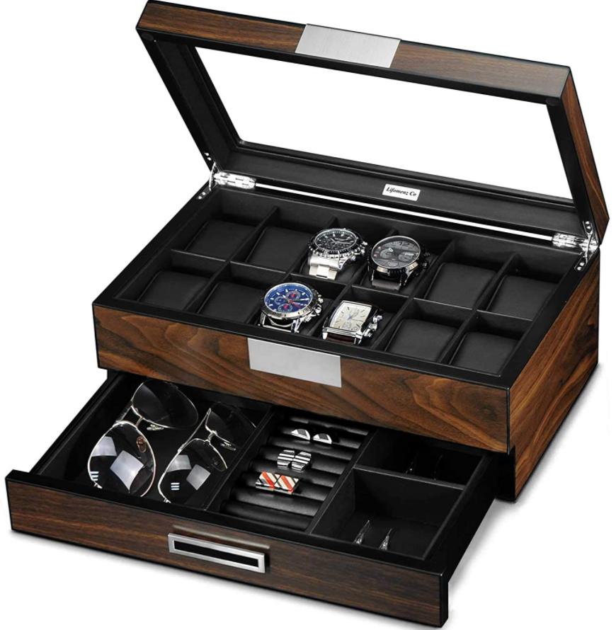 Bảo quản đồng hồ Rolex ở hộp đựng đồng hồ