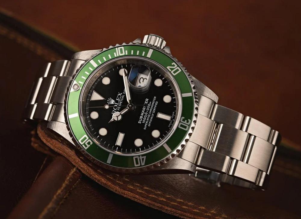 Các dòng đồng hồ Rolex Submariner khác nhau