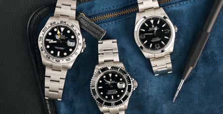 Cách bảo quản đồng hồ đeo tay Rolex khi không sử dụng