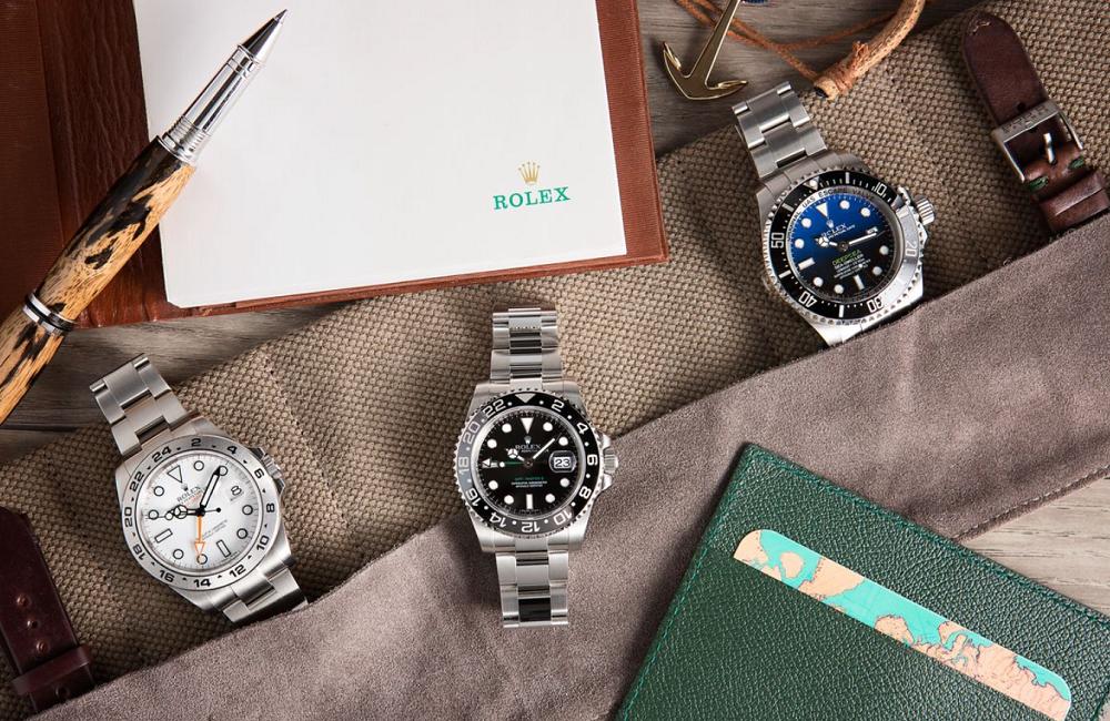 Cách bảo quản đồng hồ Rolex