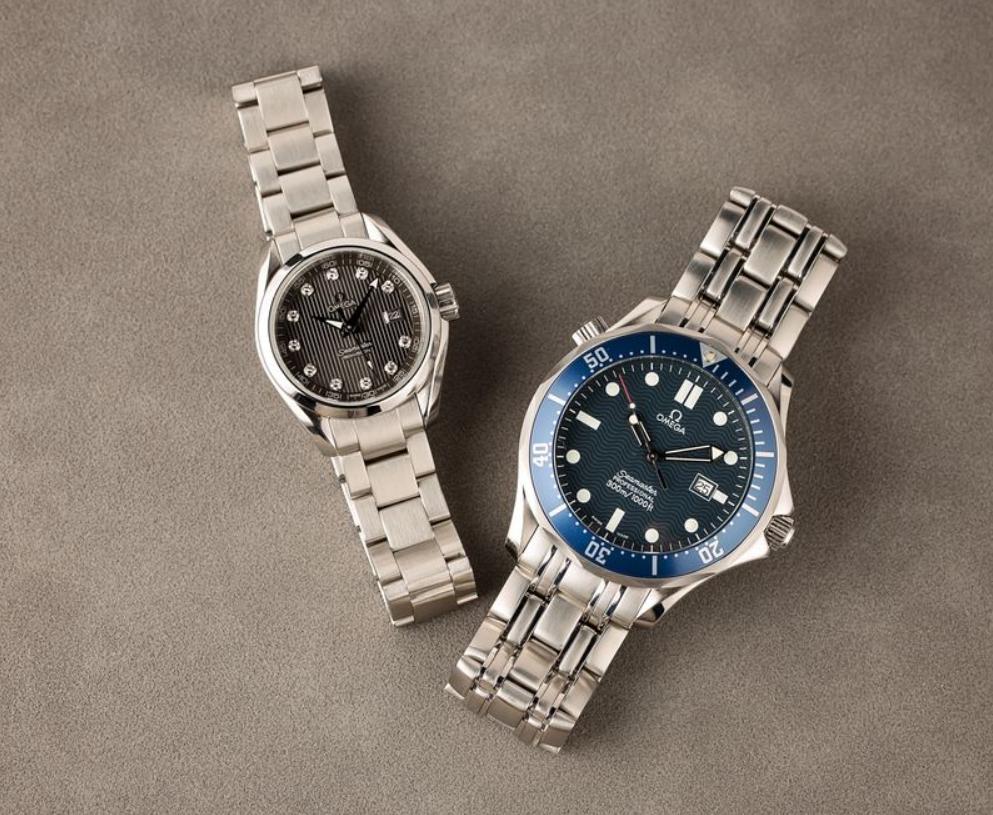Đồng hồ Omega Quartz