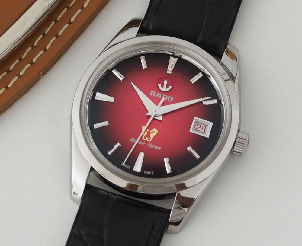 Đồng hồ Rado Golden Horse Automatic R33930355