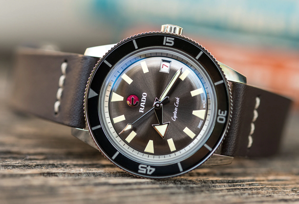 Đồng hồ Rado Hyperchrome Captain Cook Limited Edition