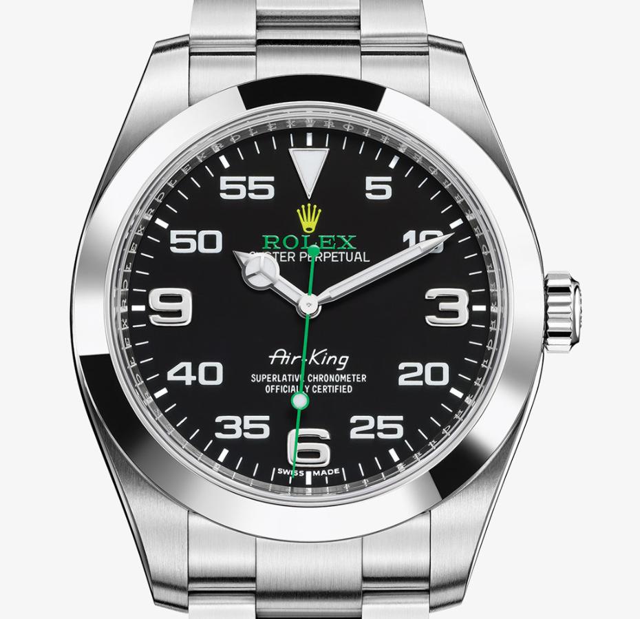 Đồng hồ Rolex Air-King 40 Size 40mm