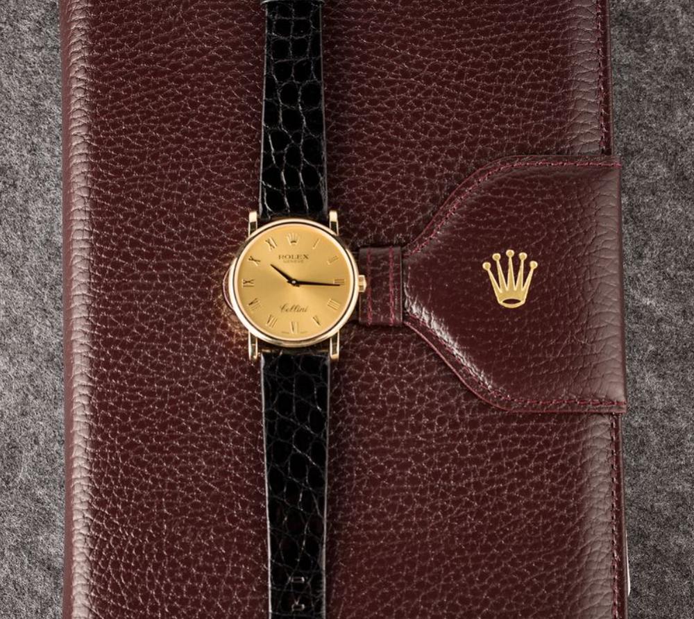 Đồng hồ Rolex Cellini 5115