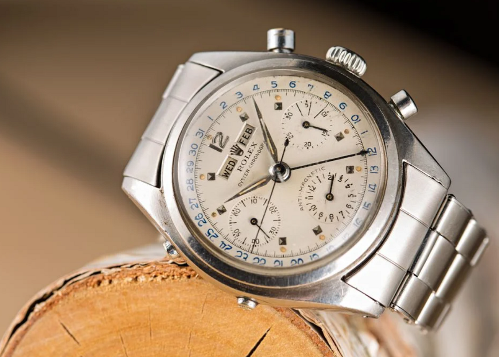 Đồng Hồ Rolex 'Killy' Dato-Compax Chronograph