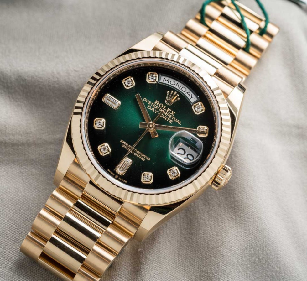Đồng hồ Rolex Day-Date 36 Size 36mm