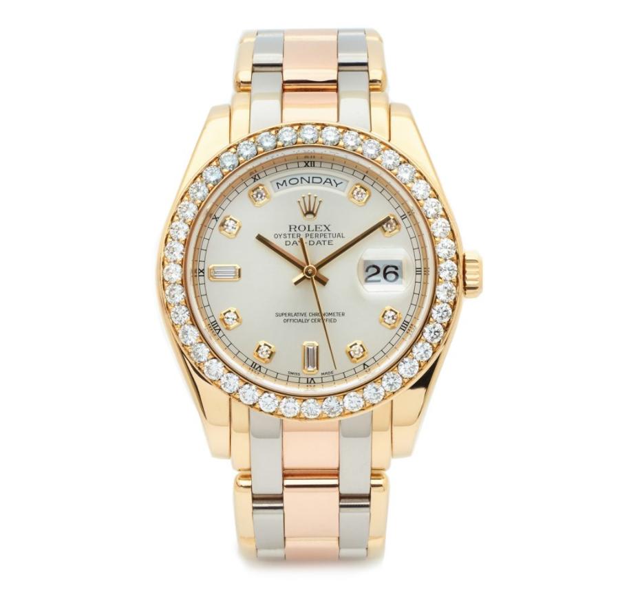 Đồng hồ Rolex Day-Date Masterpiece Size 39mm