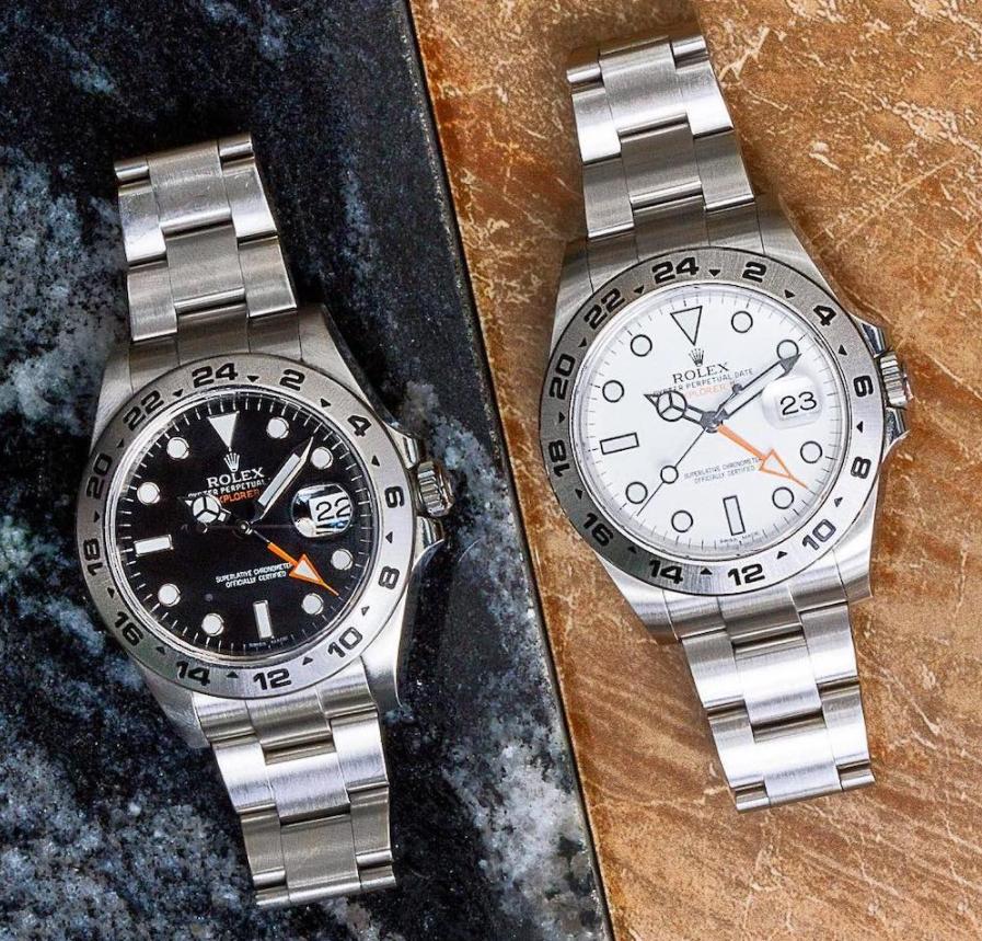 Đồng hồ Rolex Explorer II 42 Size 42mm