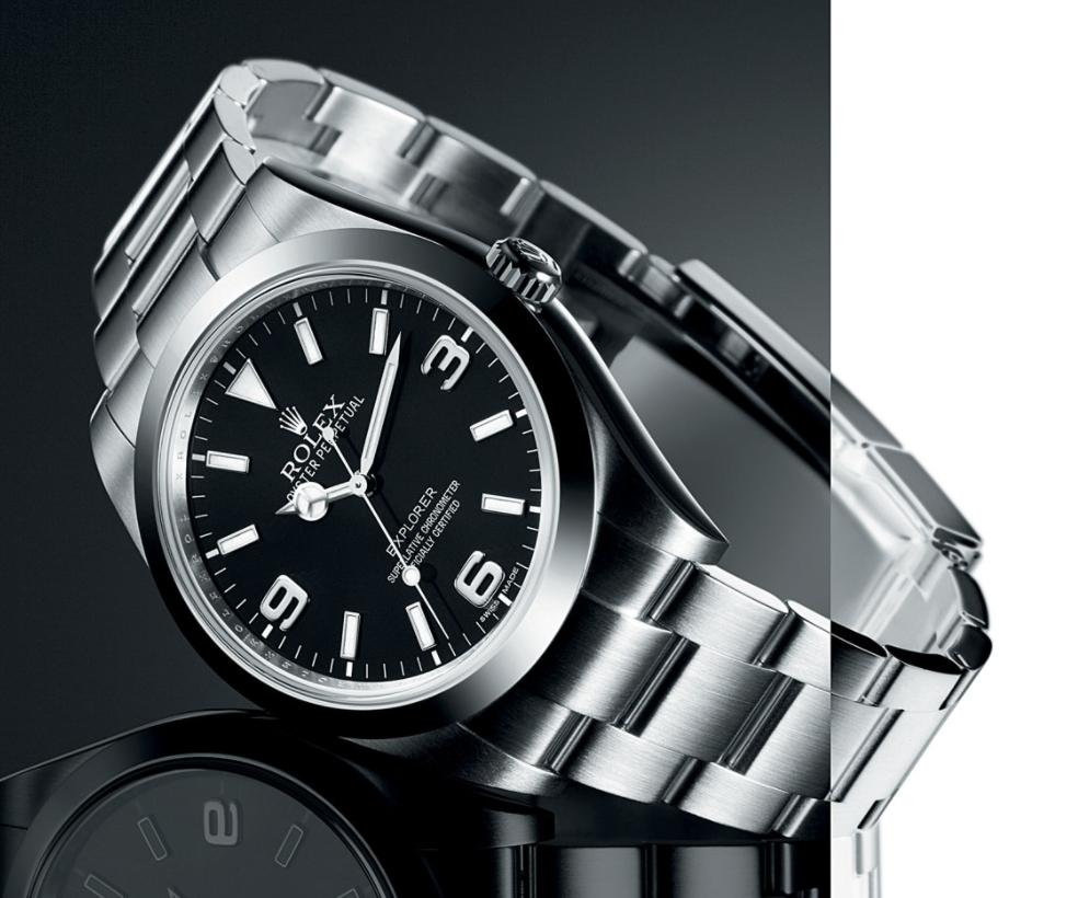 Đồng hồ Rolex Explorer II Size 39mm