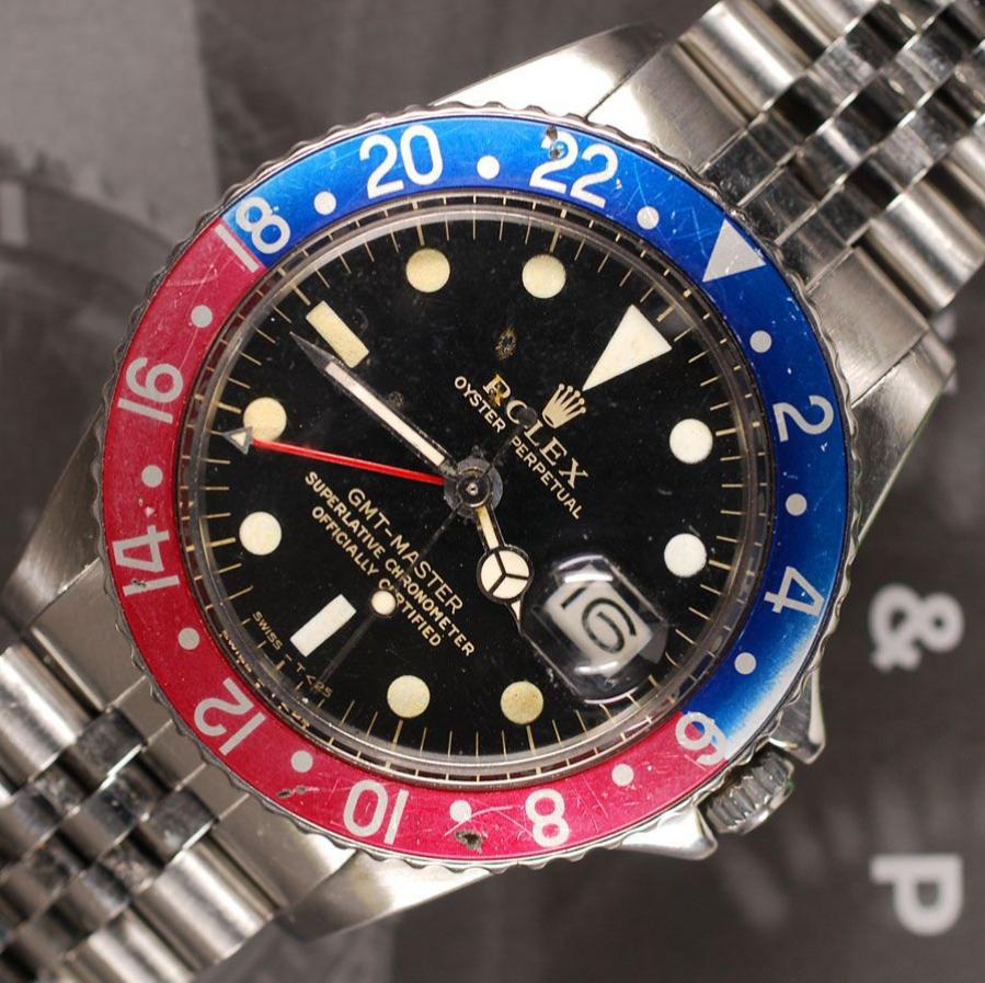 Đồng hồ Rolex GMT-Master Size 38mm