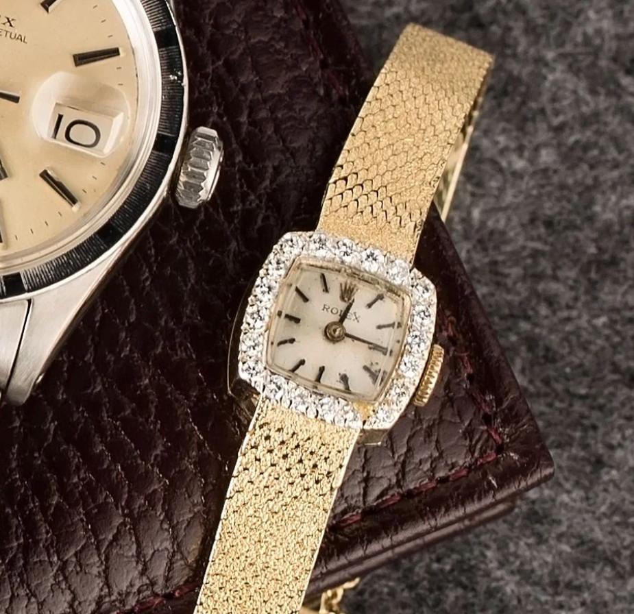 Đồng hồ Rolex Ladies Cocktail Vintage