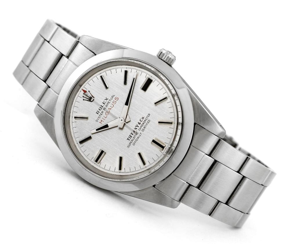 Đồng hồ Rolex Milgauss Size 38mm