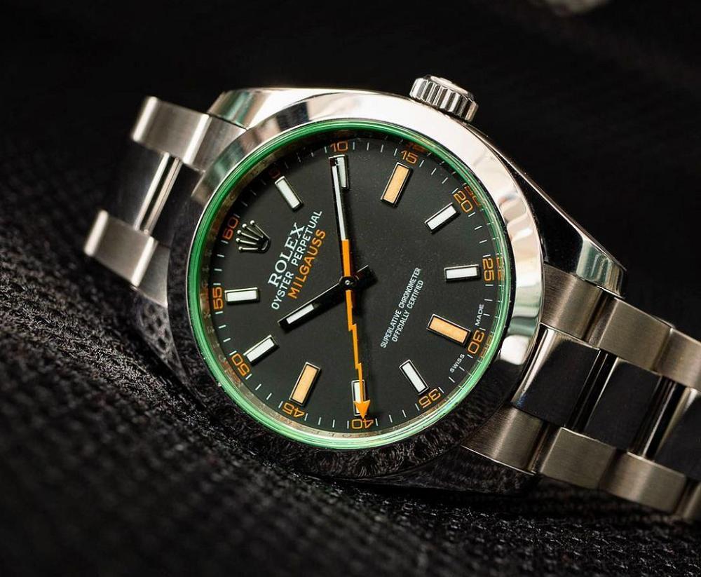 Đồng hồ Rolex Milgauss Size 40mm