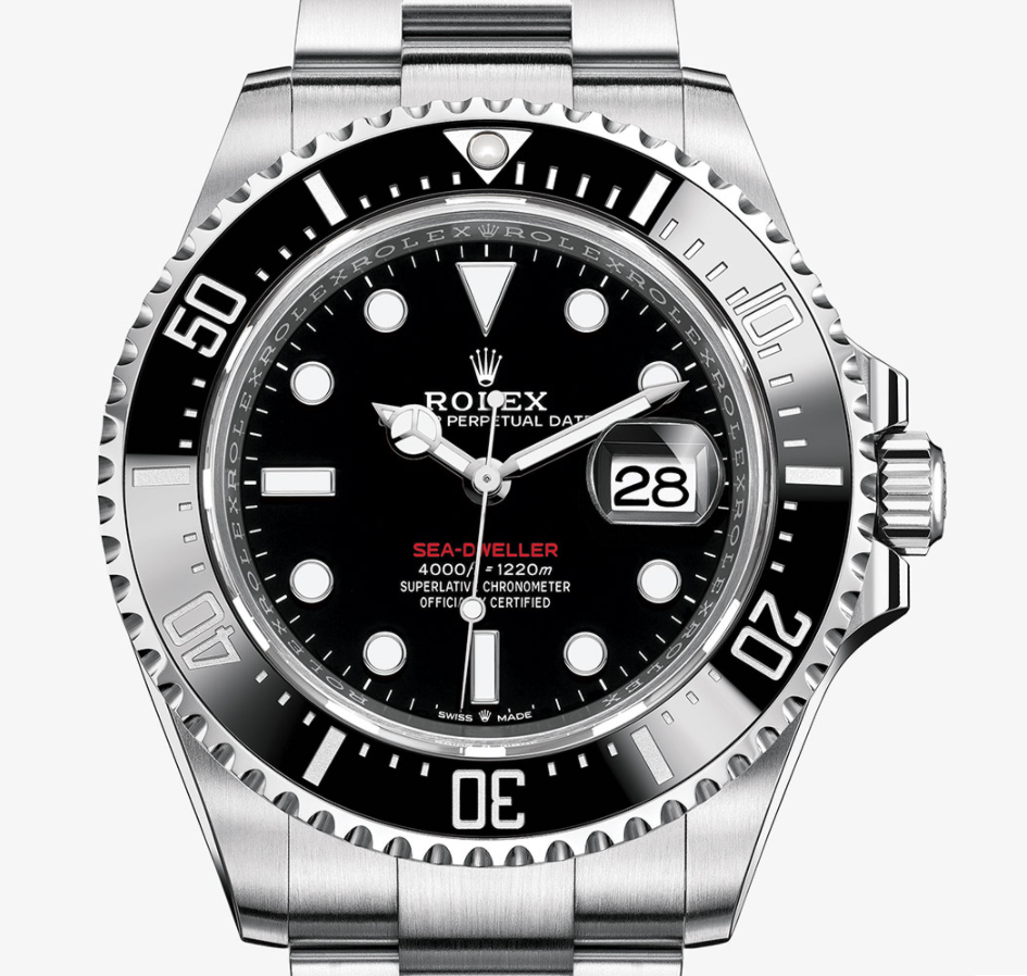 Đồng hồ Rolex Sea-Dweller Size 43mm