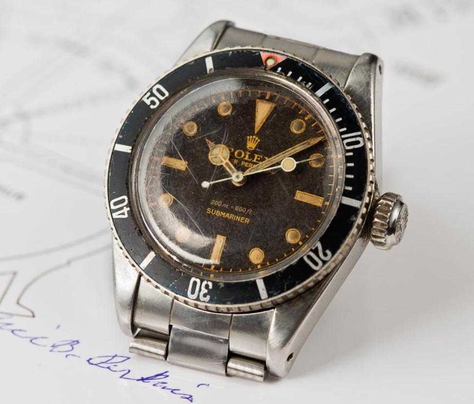Đồng hồ Rolex Submariner Vintage Size 38mm