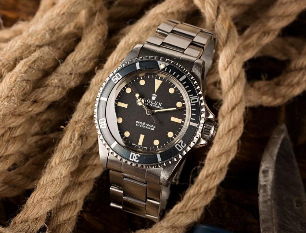 Lịch sử của Rolex Submariner làm gia tăng giá trị của đồng hồ