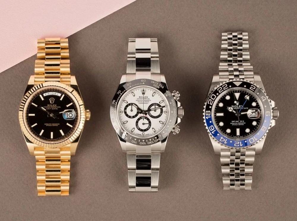 Đồng Hồ Rolex - Giá 10.000 USD trở lên