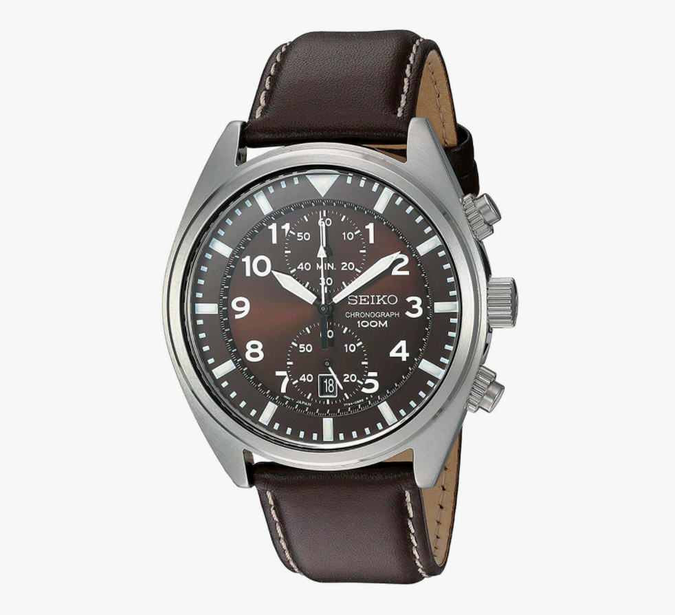 Seiko SNN241 - Đồng hồ Seiko Chronograph Cổ điển