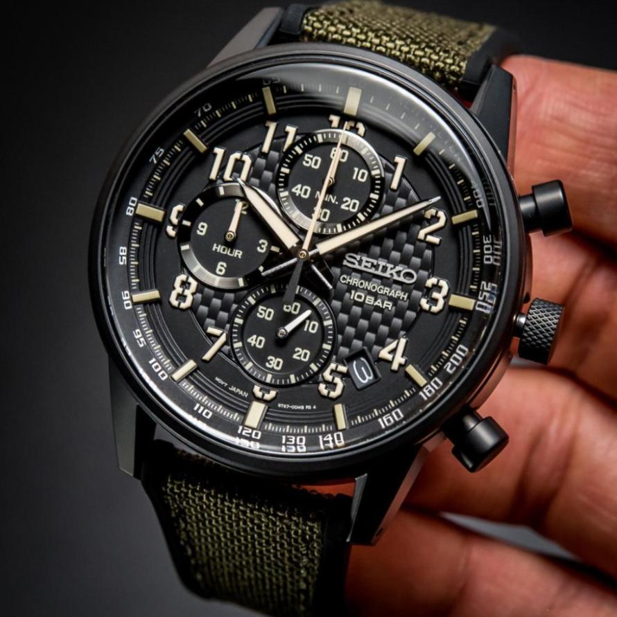 Seiko SSB373 - Đồng hồ Seiko Chronograph sử dụng ngoài trời tốt nhất