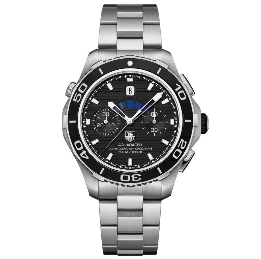 Đồng hồ TAG Heuer Aquaracer 500M Calibre 72 Countdown Automatic Chronograph 43mm