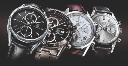 TAG Heuer Link mẫu đồng hồ thể thao thanh lịch