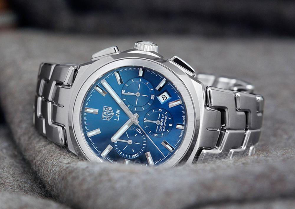 Bạn có nên mua đồng hồ TAG Heuer Link không?