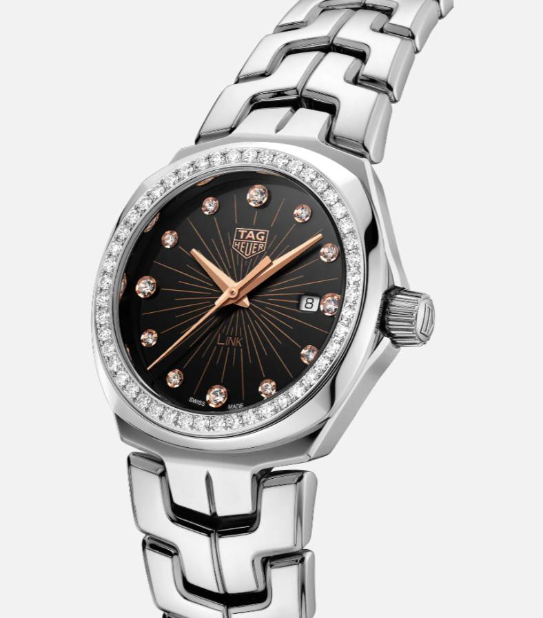 Đồng hồ TAG Heuer Link Quartz WBC131G.BA0649