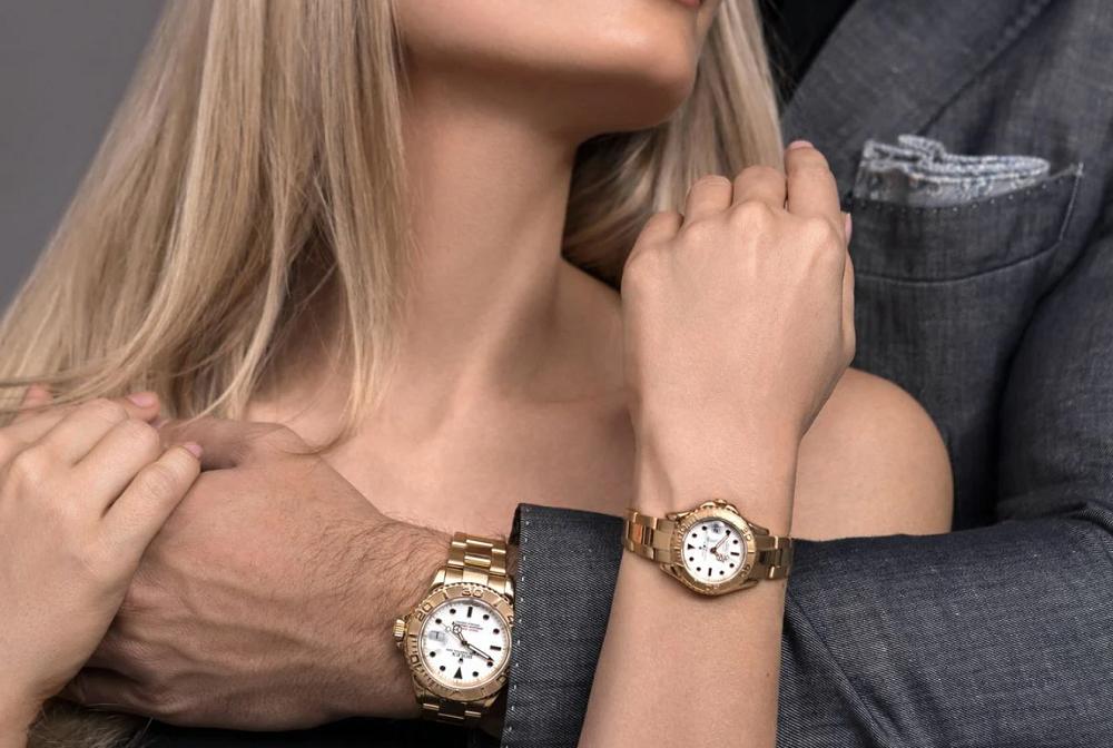 Đồng hồ sang trọng làm quà tặng ngày Valentine