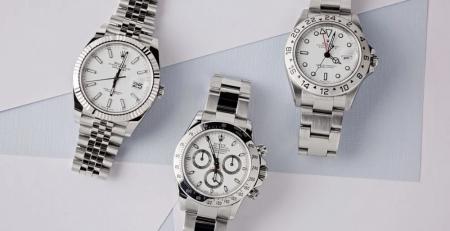 Đồng hồ Rolex và môn thể thao trượt tuyết