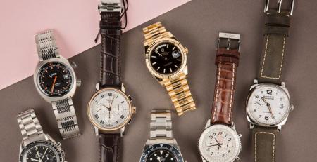 Đồng hồ đeo tay sang trọng tốt nhất làm quà tặng cho ngày Valentine