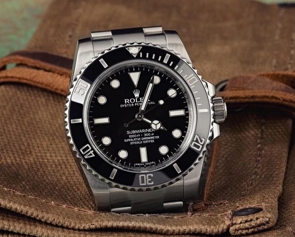Dòng thời gian của đồng hồ Rolex Submariner
