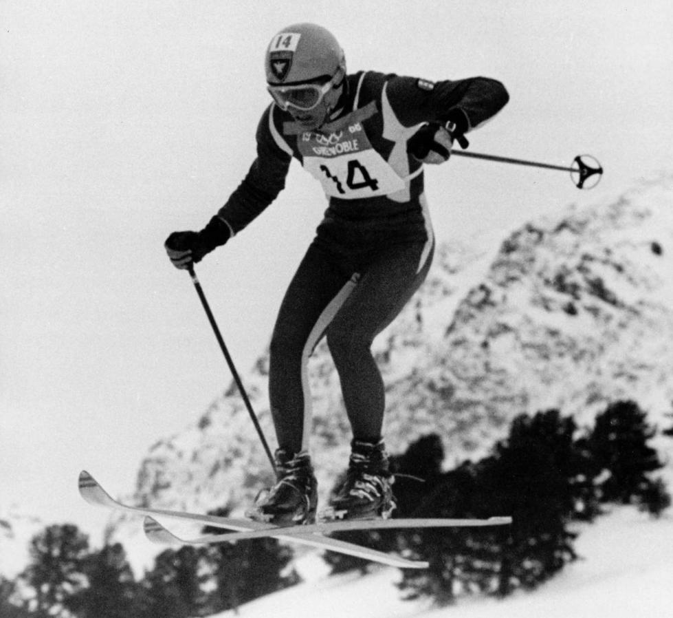 Huyền thoại trượt tuyết Jean-Claude Killy và đồng hồ Rolex