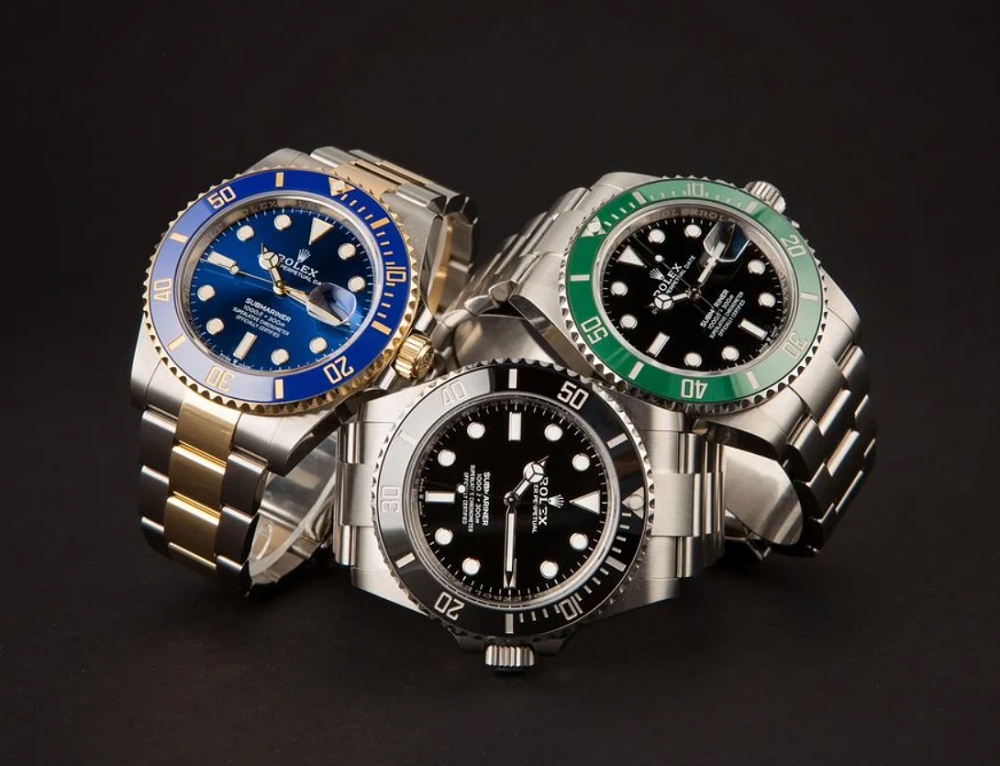 Tìm số Serial đồng hồ Rolex Submariner ở đâu?