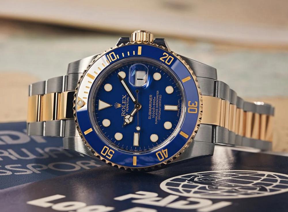 Tìm số mô hình (số tham chiếu) đồng hồ Rolex Submariner ở đâu?