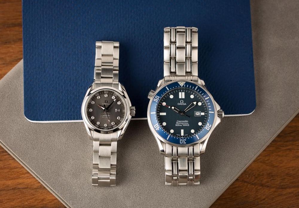 Thương hiệu Omega có sản xuất đồng hồ Quartz không?
