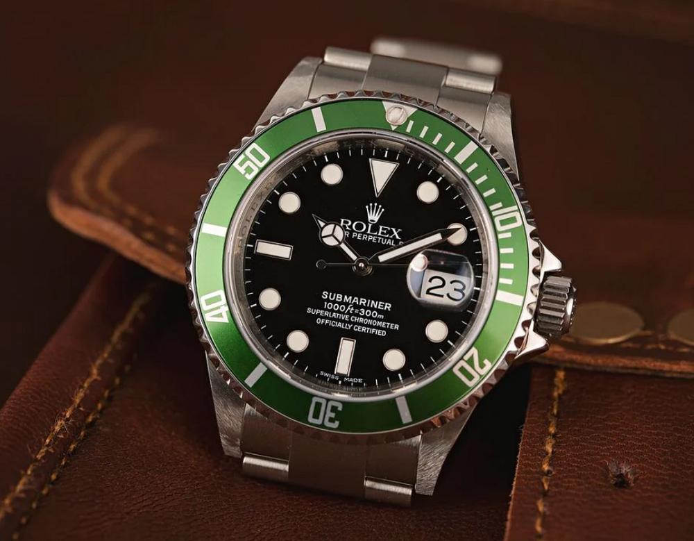 Đồng hồ Rolex Submariner là một khoản đầu tư tuyệt với theo thời gian