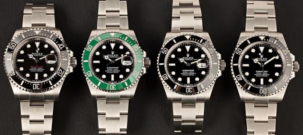 Sự khác biệt giữa đồng hồ Rolex Submariner và Rolex Sea-Dweller là gì?