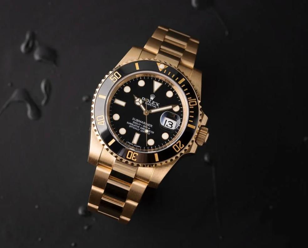 Số tham chiếu Rolex Submariner và màu Bezel